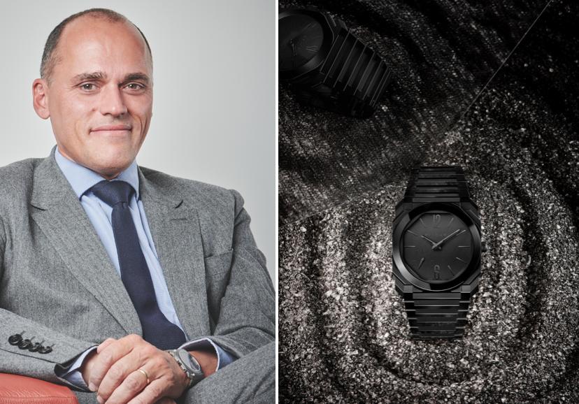 El presente y futuro de los récords de Bvlgari: Antoine Pin