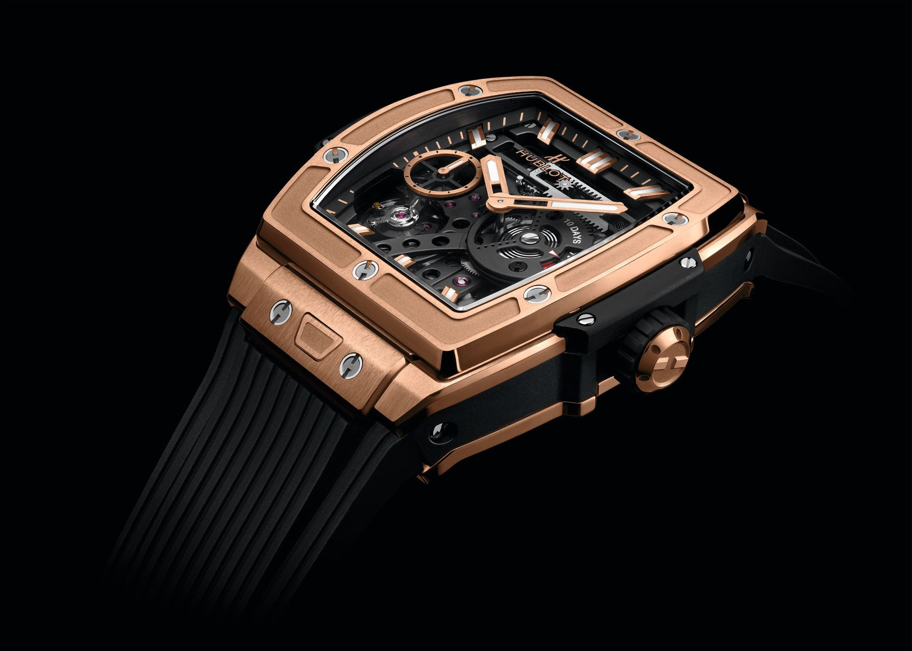 Hublot Dubai Watch Week 2020 - Spirit of Big Bang Meca 10 King Gold