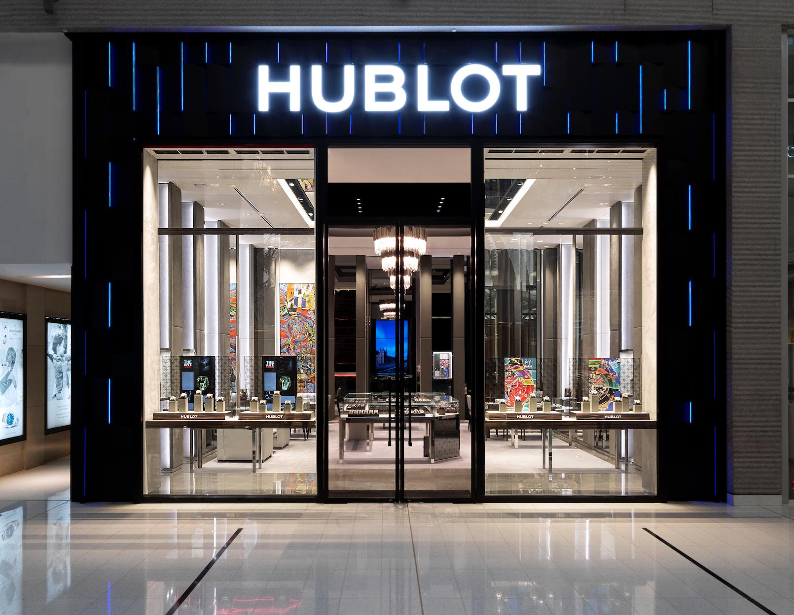 Hublot en Dubai