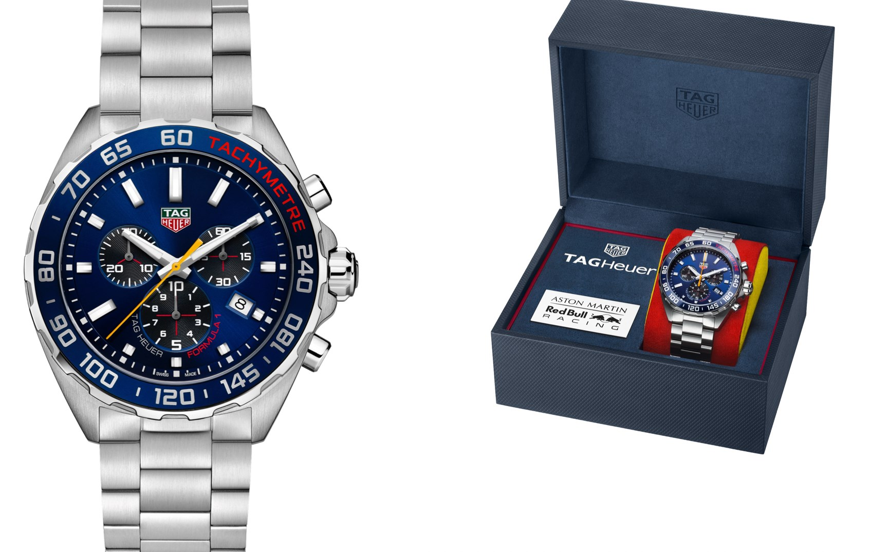 Aston Martin Red Bull Racing-Formula 1 de TAG Heuer