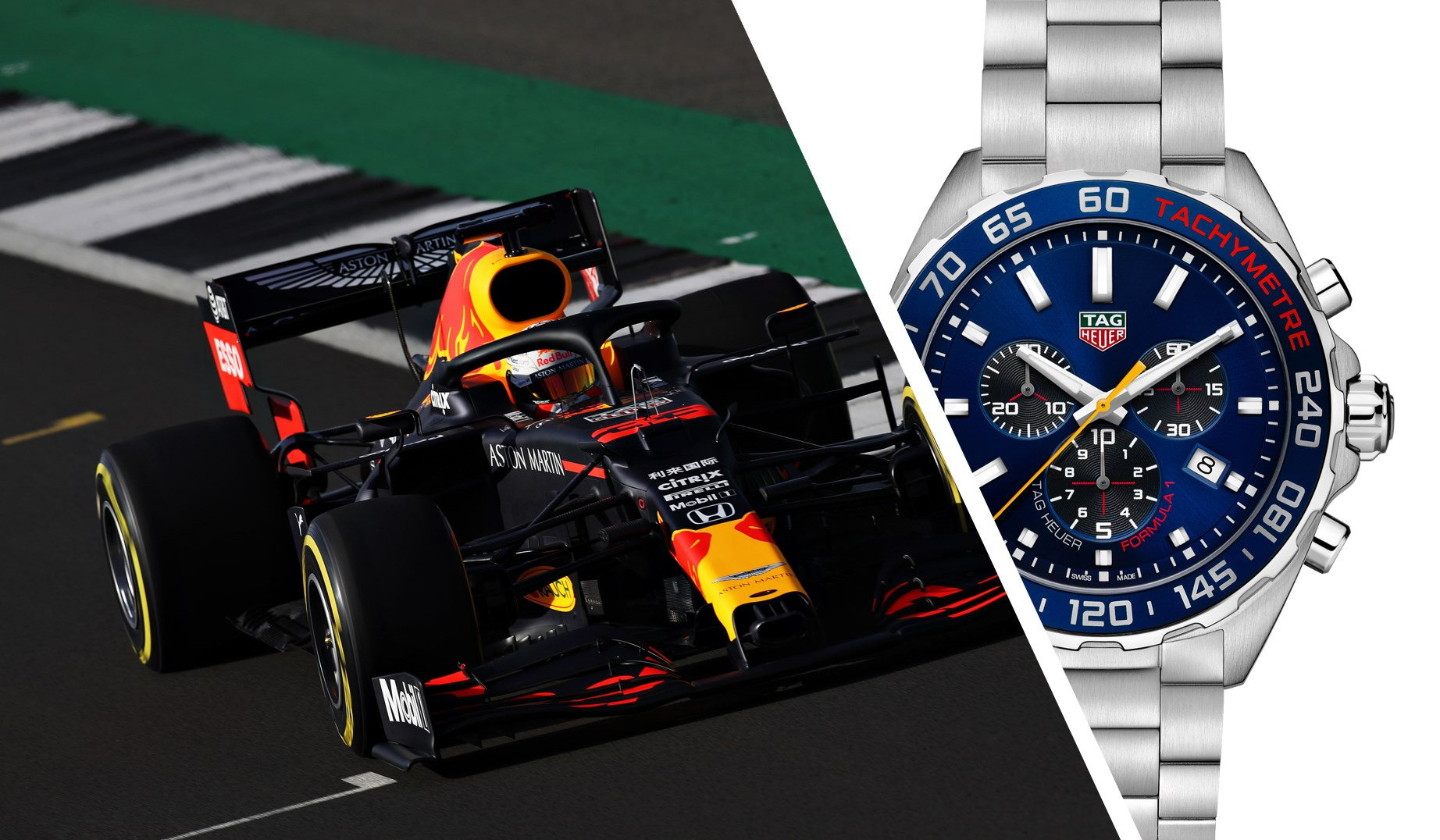 Aston Martin Red Bull Racing-TAG Heuer F1