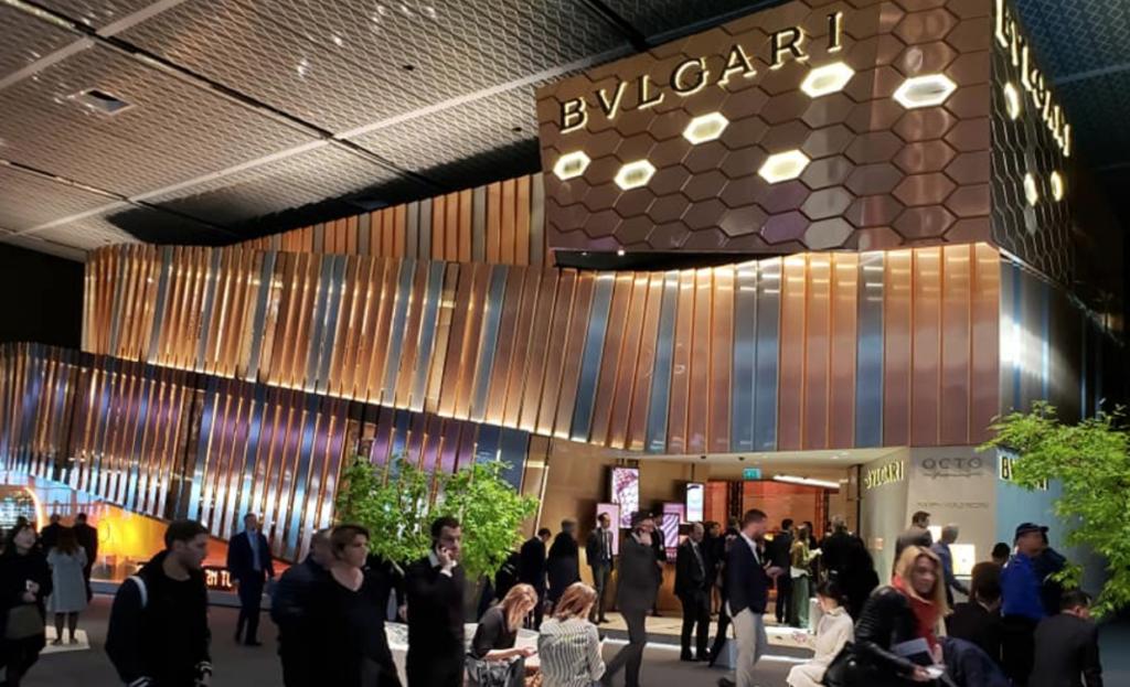 Bvlgari abandona Baseworld 2020