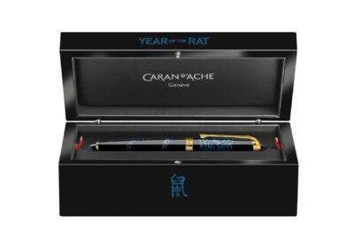 Caran d Ache Year of the Rat