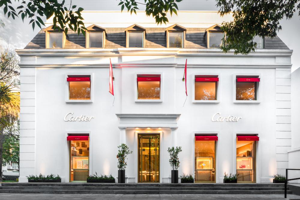 Cartier reapertura boutique Masaryk 2020-1