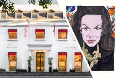 Cartier reapertura boutique Masaryk 2020