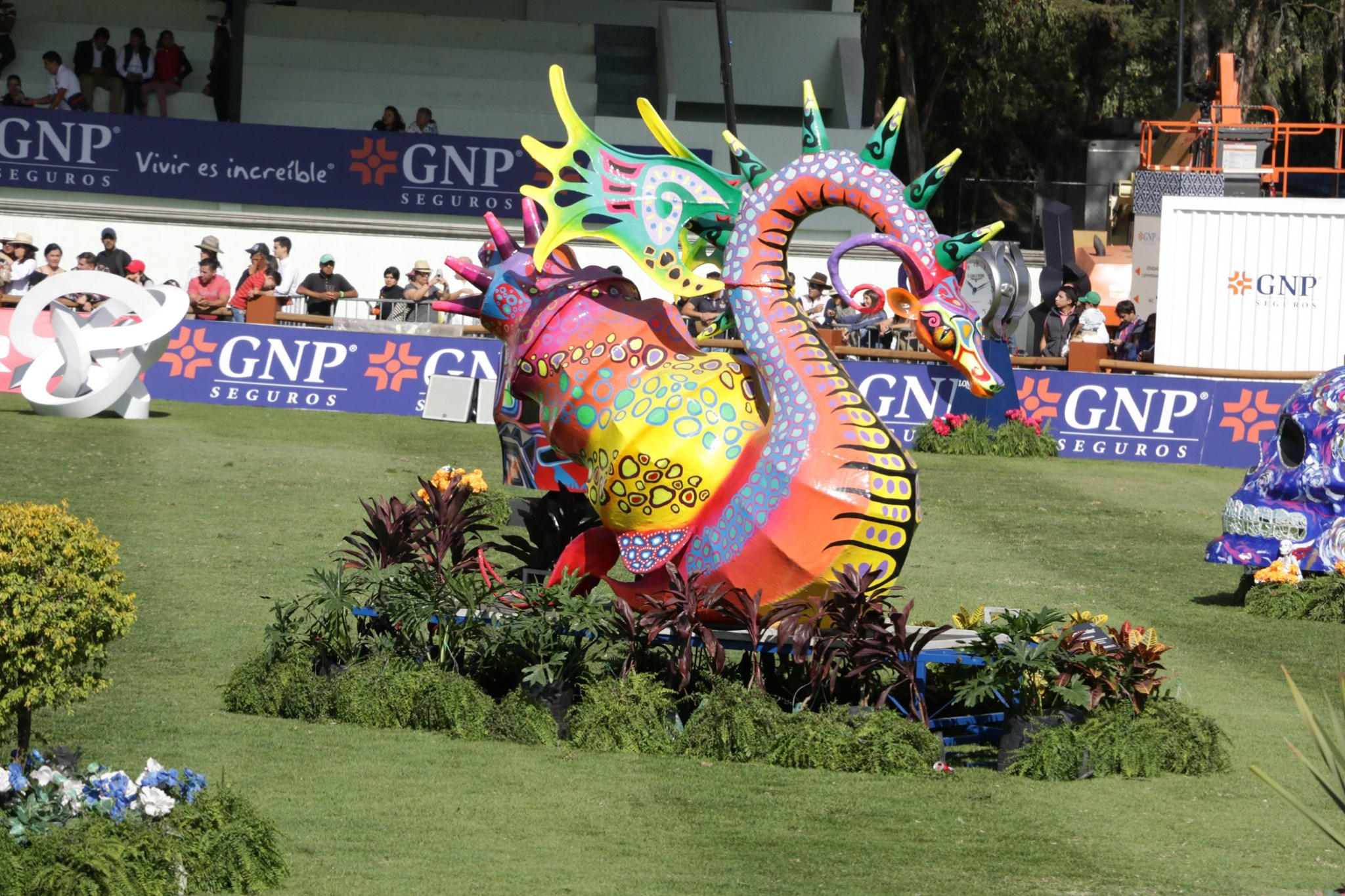 Longines Global Champions Tour Mexicoo 2020- Presentado por GNP Mexico Jumping-
