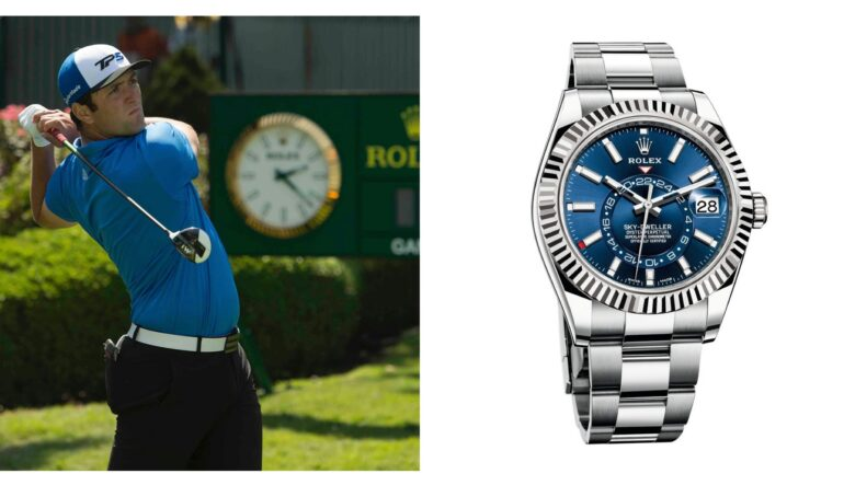 Rolex Jon Rahm el reloj de Jon Rahm WGC Mexico