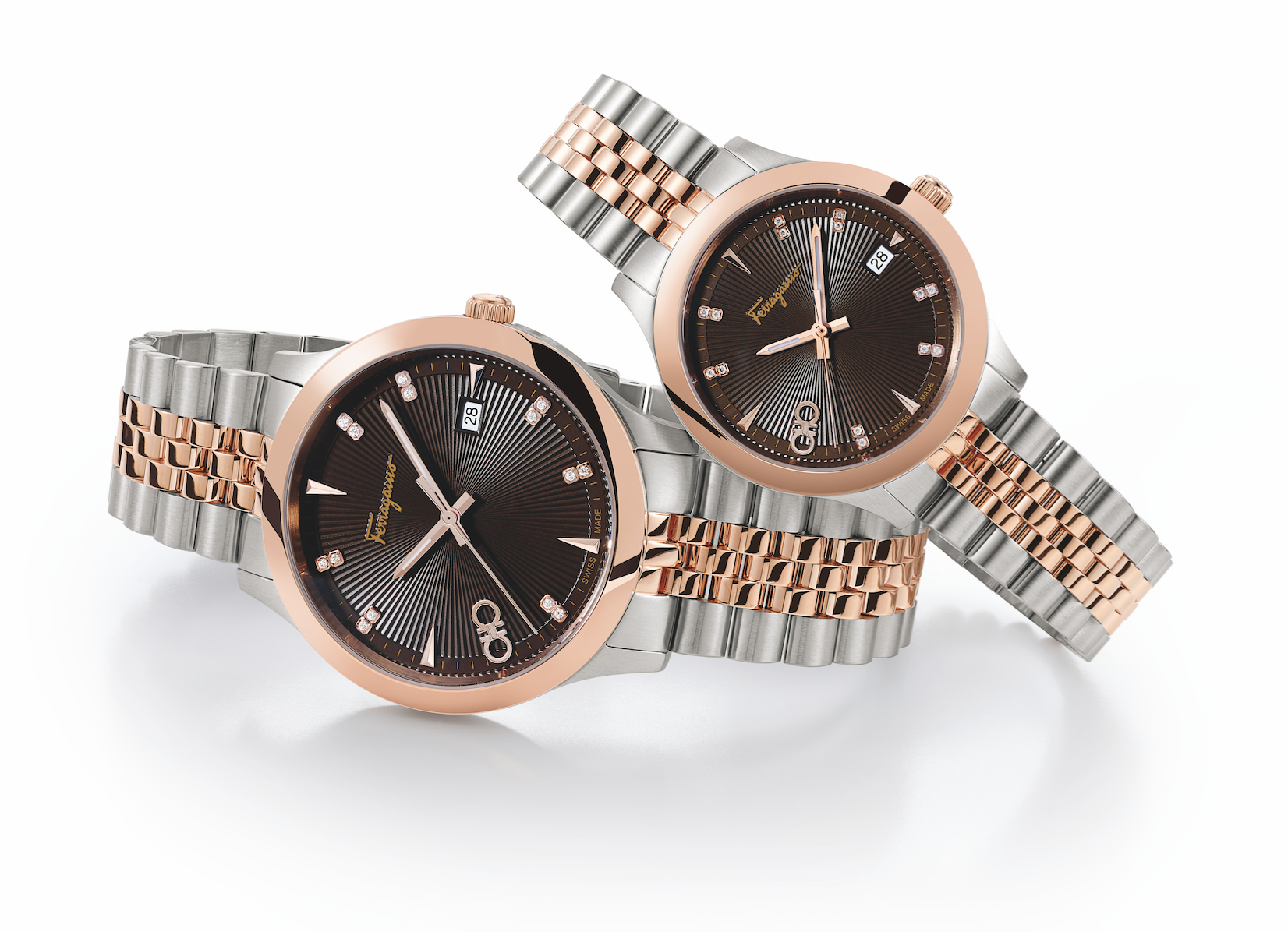 Relojes y joyas para regalar el 14 de febrero