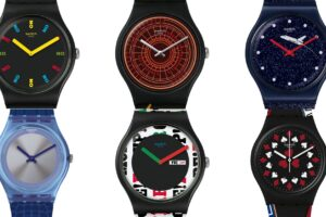 Swatch x 007 James Bond Watch 2
