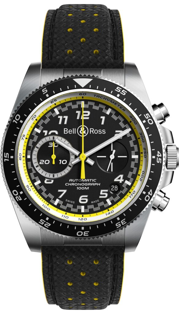 Bell Ross RS 20 Collection - Renault Sport F1 -AUTOMATIC