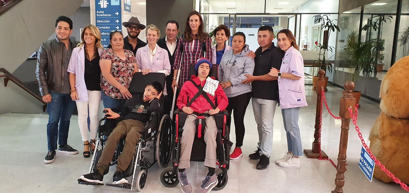 Berger Joyeros entregó donativo al Patronato del Instituto Nacional de Pediatría