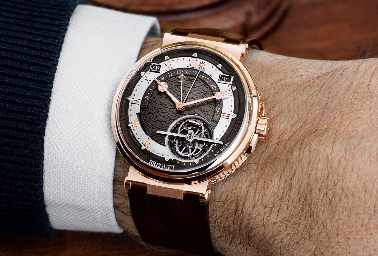 Breguet Marine Equation Marchante 5887-wristshot