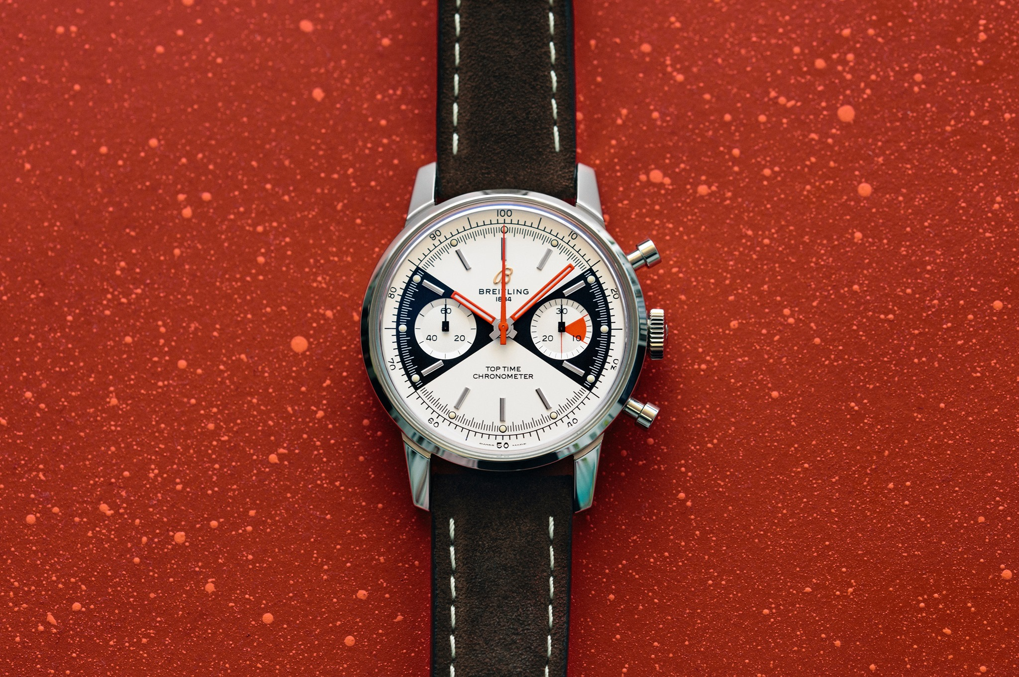 Breitling Top Time Limited Edition-