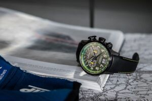 Edox Chronorally X-Treme Pilot Limited Edition 2020-mood
