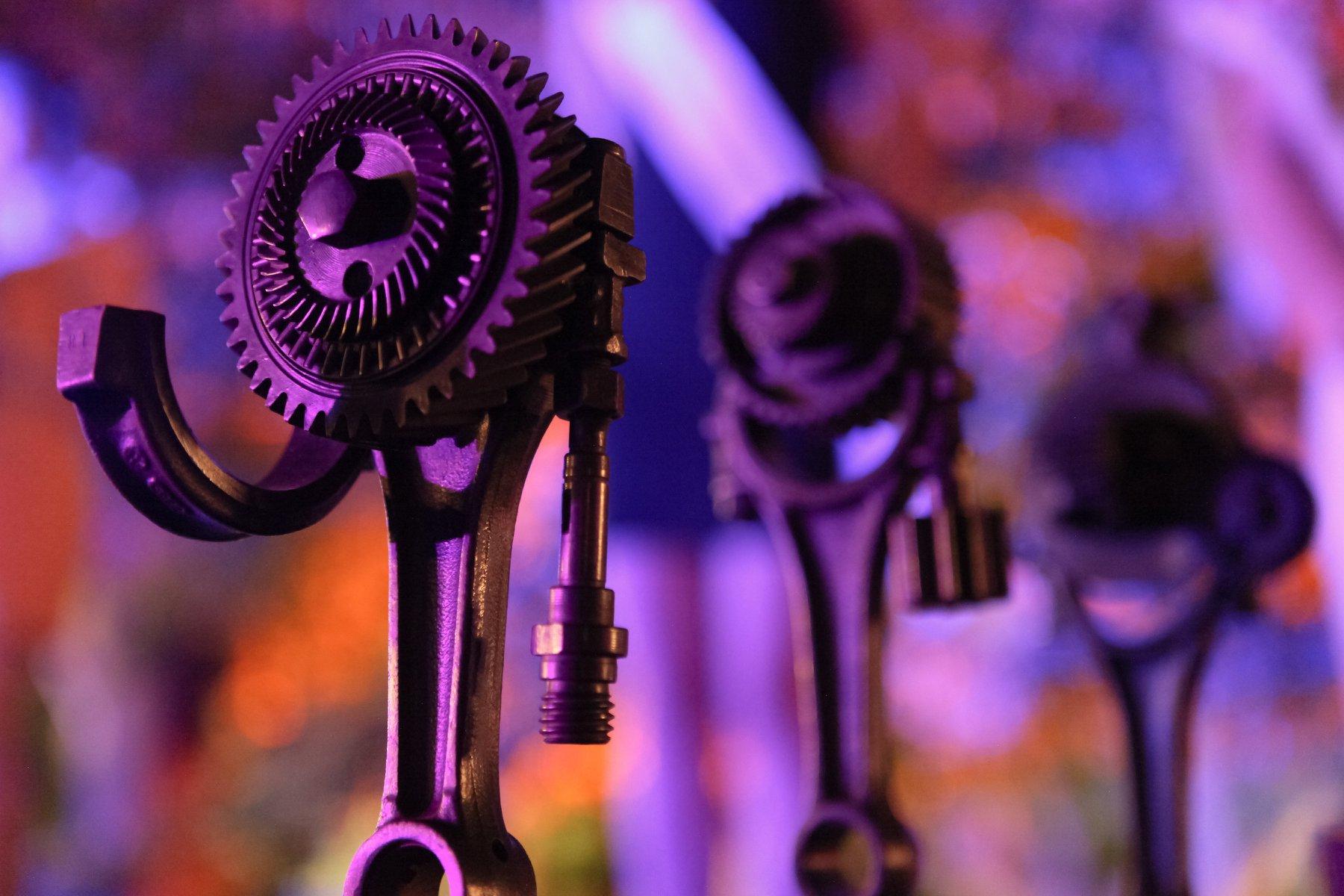 Franck Muller el reloj del Rally Maya-entrega de trofeos