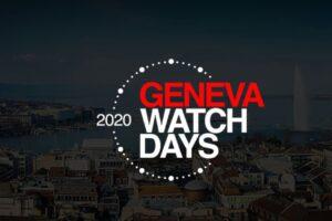 Geneva Watch Days Cambio de fechas
