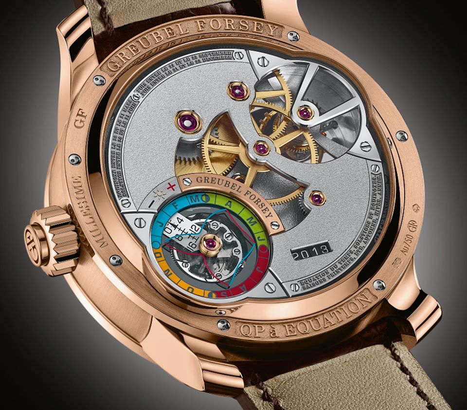 Greubel Forsey QP a Equation