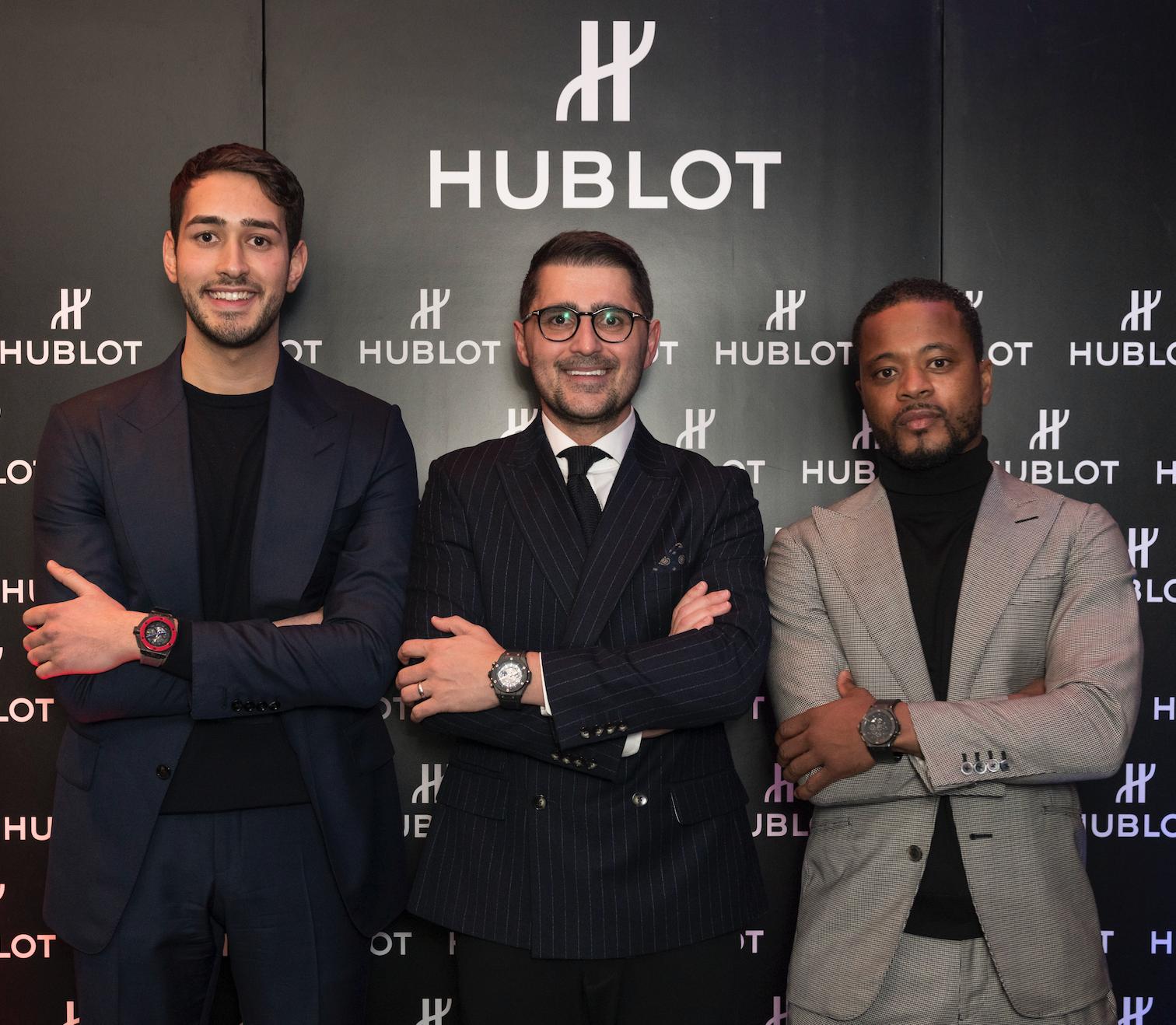 Hublot Classic Fusion London