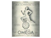 Juegos Olimpicos - Omega posters 1936
