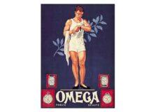 Juegos Olimpicos - Omega posters