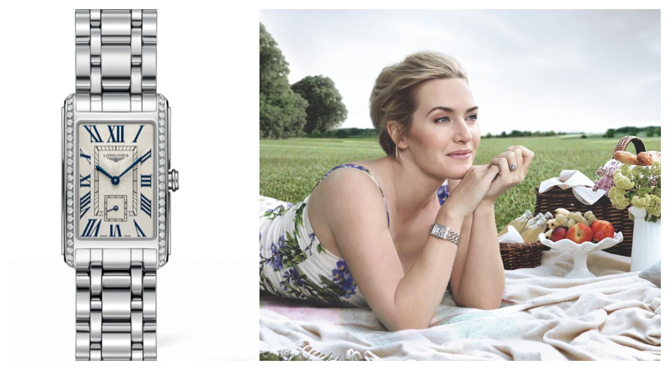 Estos son los relojes que usan los famosos