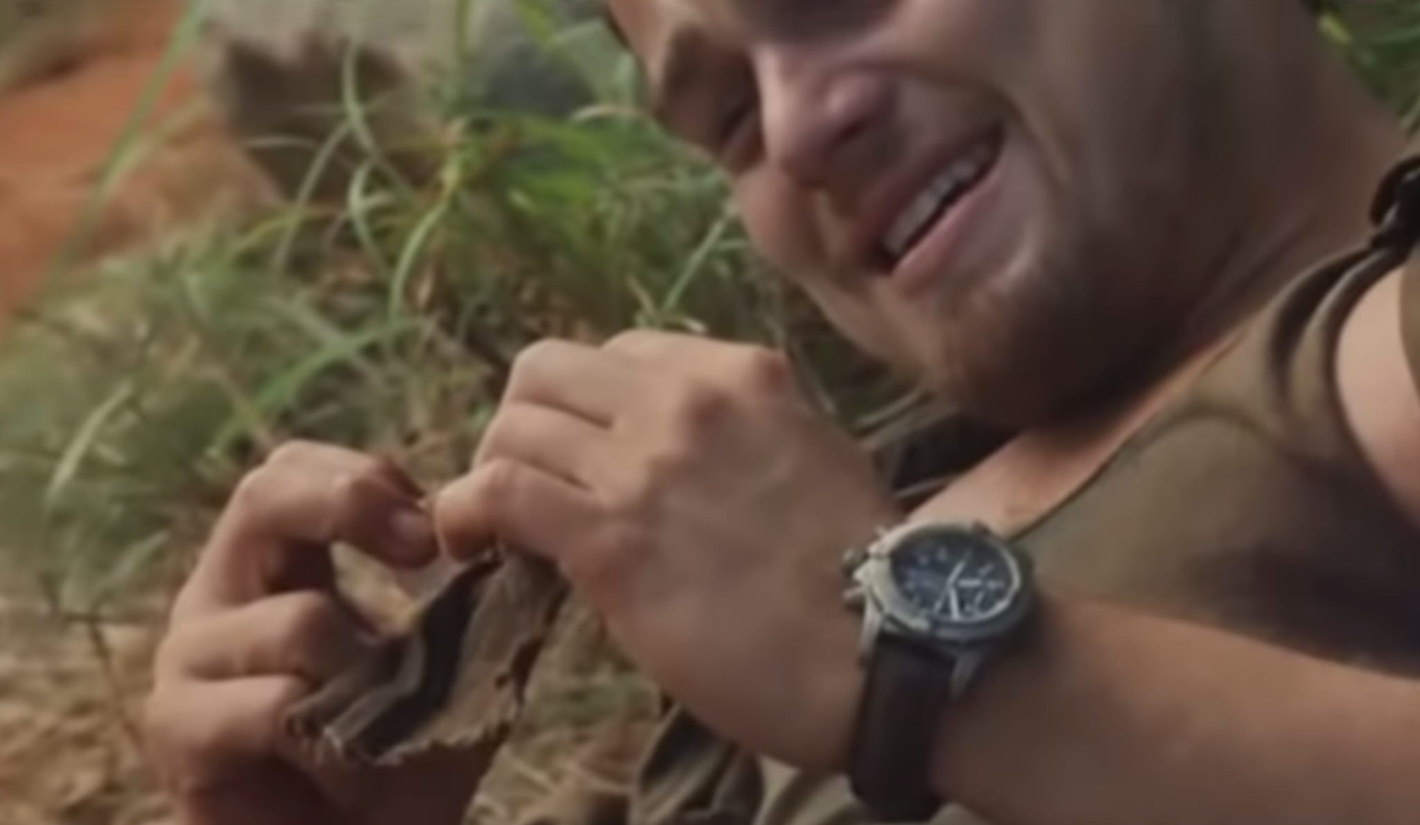 Leonardo Di Caprio Breitling