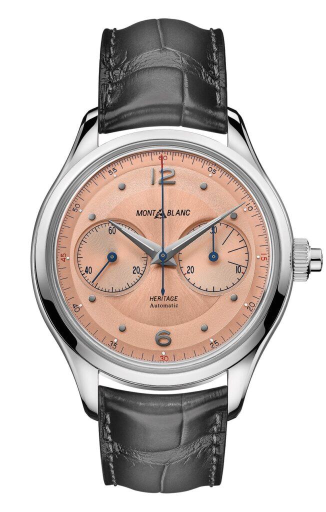 Montblanc Heritage-Chronograph Monopusher-