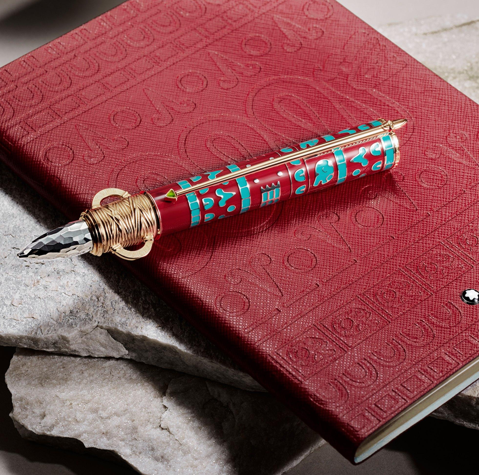 Montblanc Moctezuma 1-LE Notebook