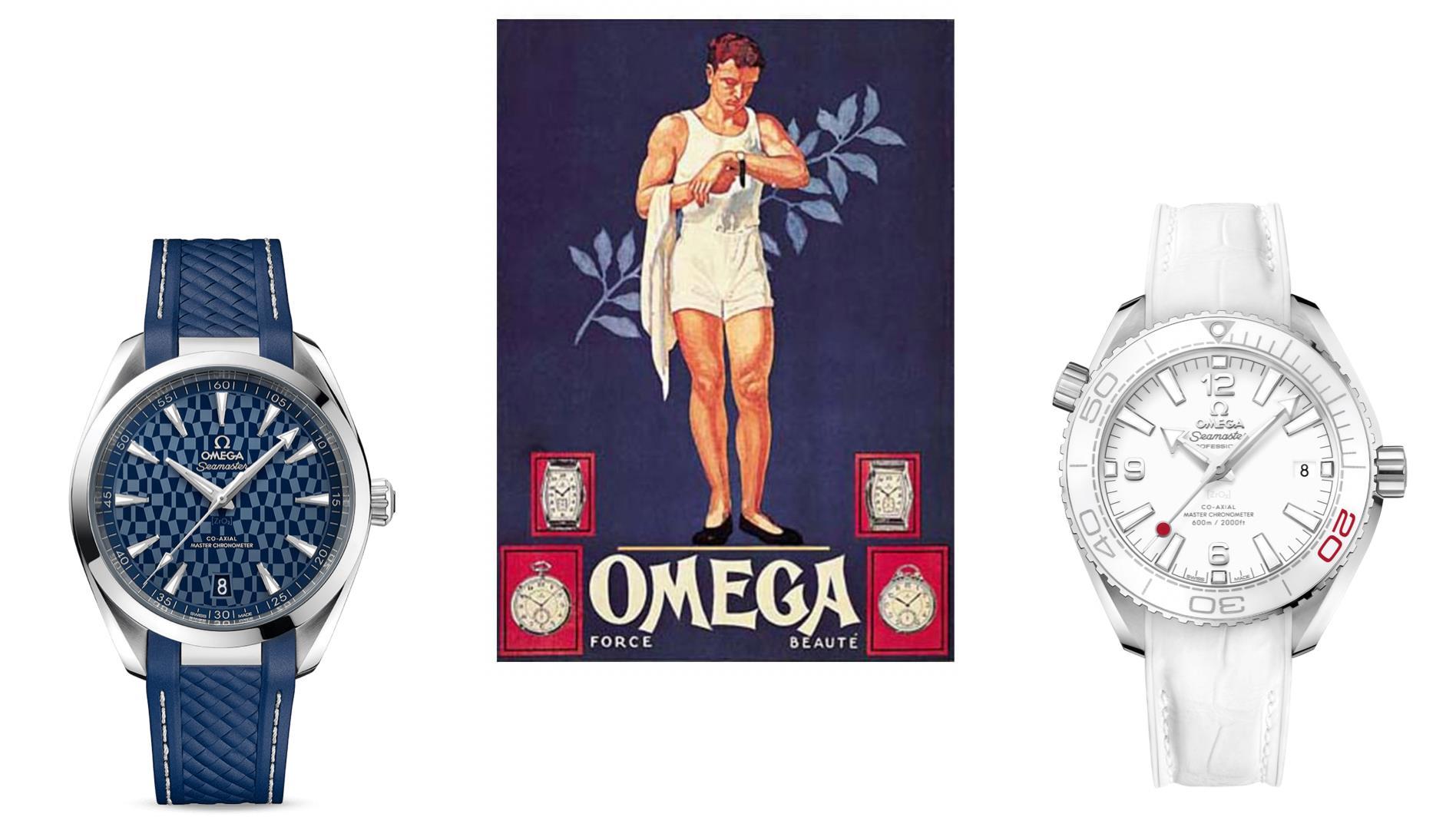 Omega Juegos Olimpicos de Tokyo 2020 y su historia en olimpiadas