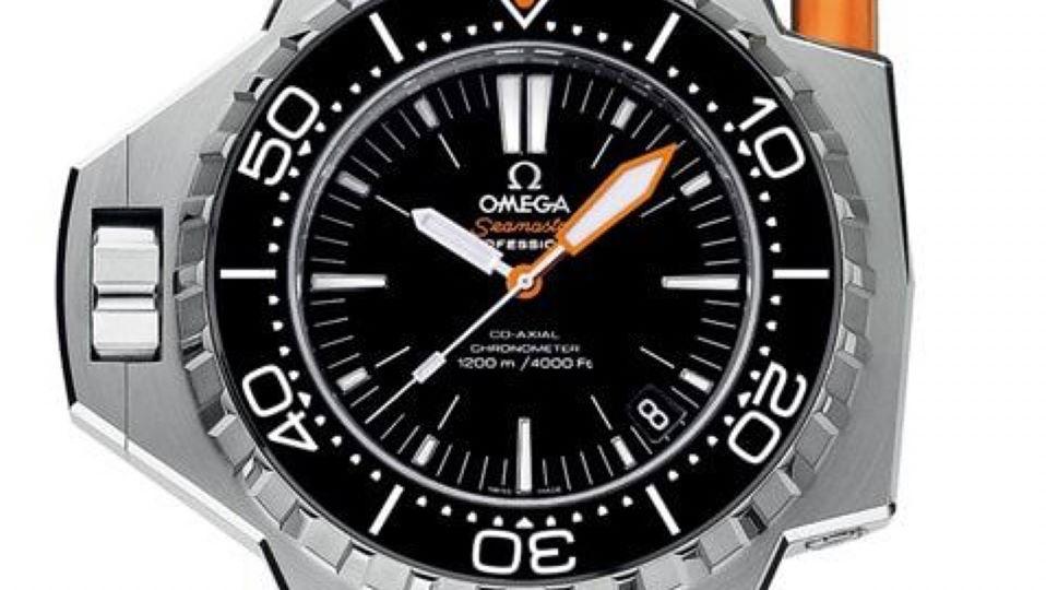Omega Seamaster Ploprof