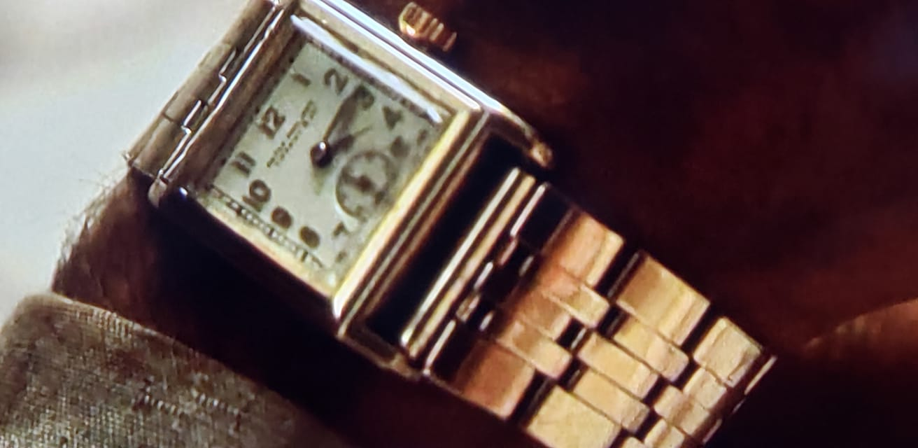 Patek Philippe - The Game - Michael Douglas