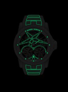 Roger Dubuis Excalibur TwoFold night