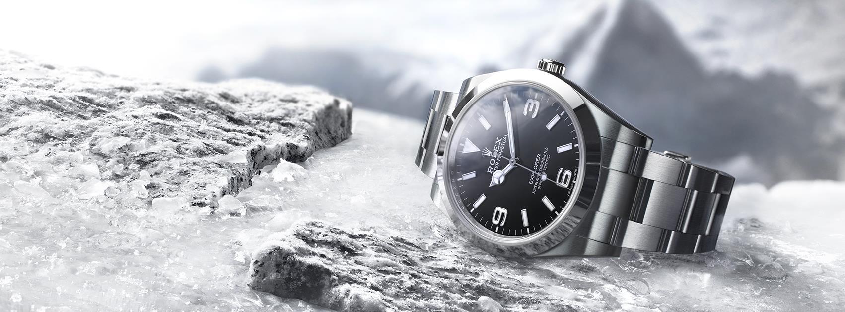 Rolex Explorer-