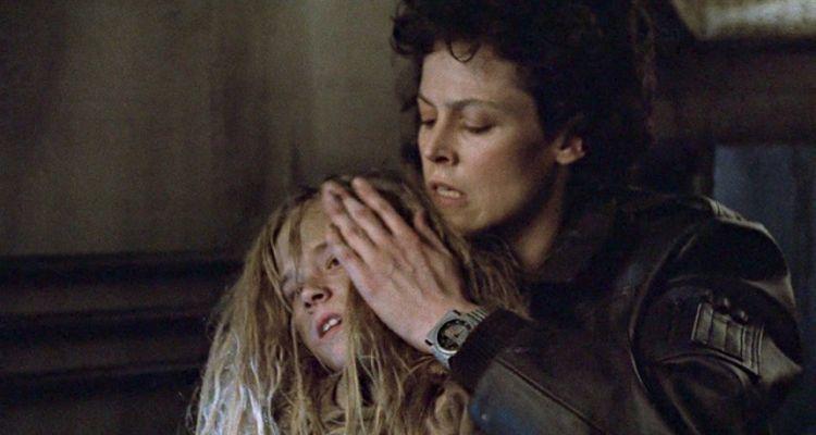 Aliens-Sigourney Weaver