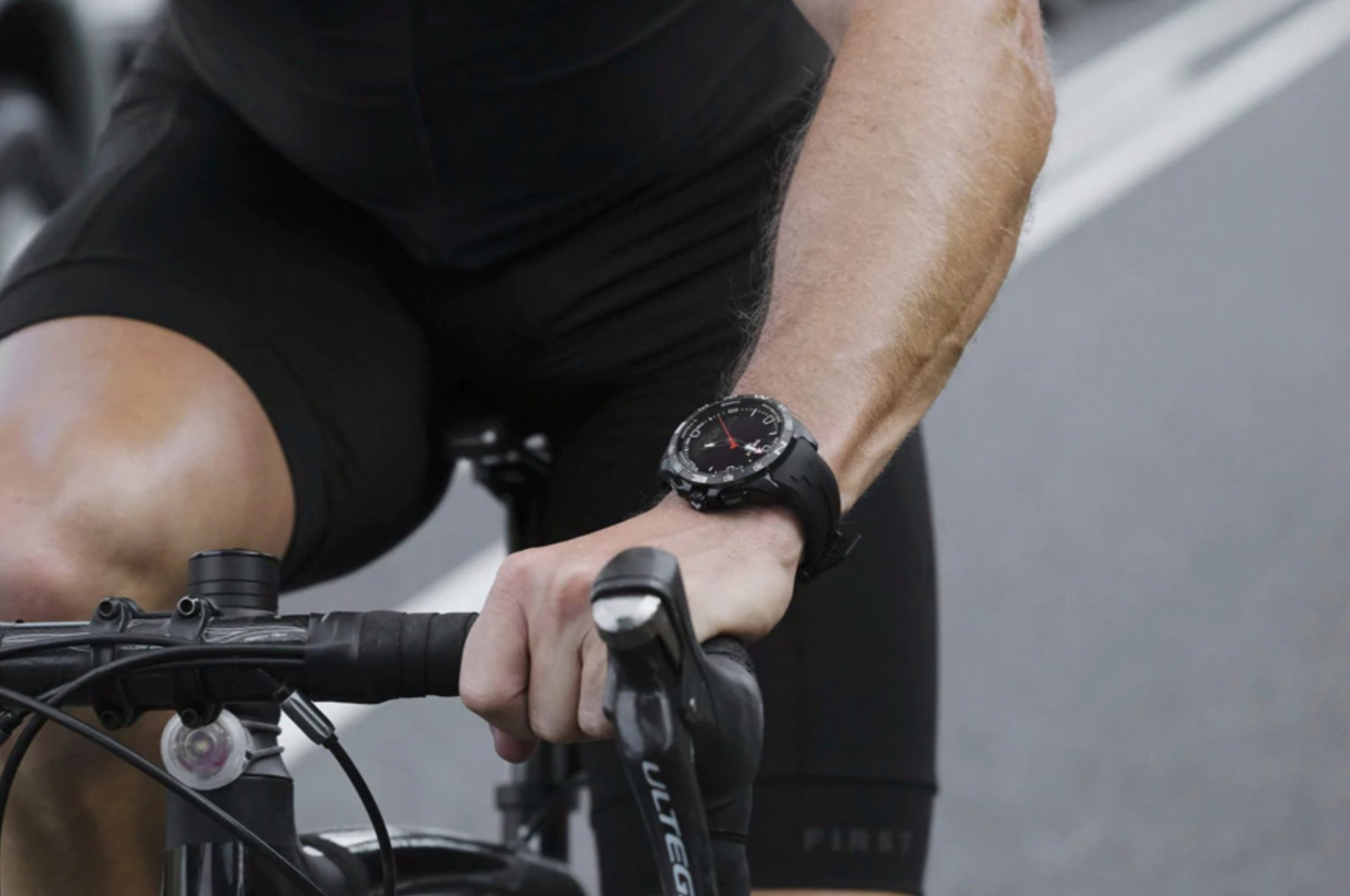 Tissot T-Touch Connected Solar cycling