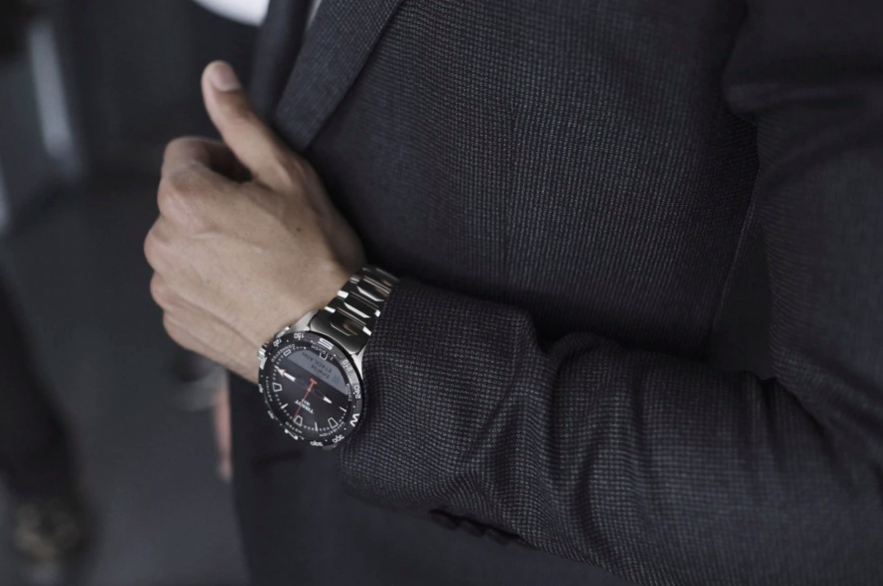 Tissot T-Touch Connected Solar traje