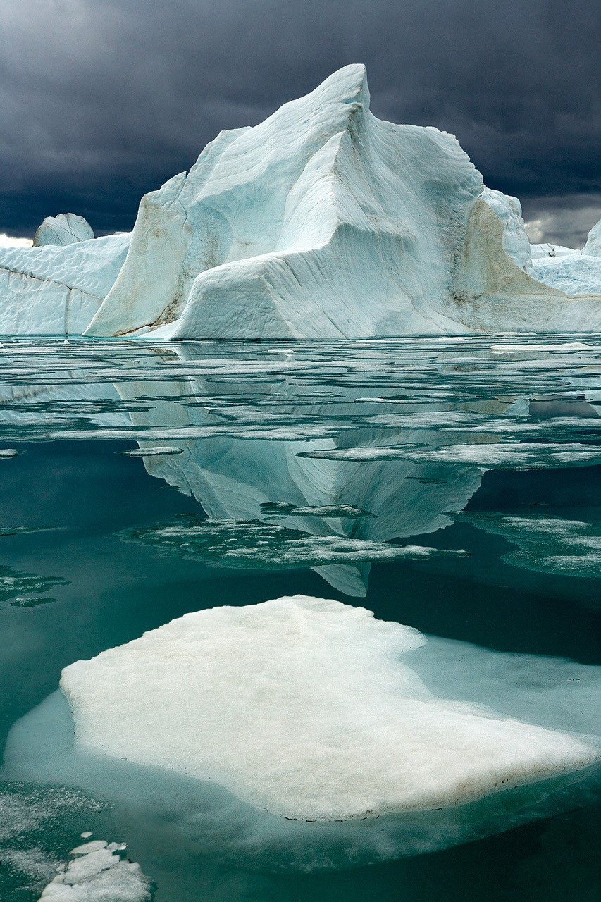 Ulysse Nardin Diver X Antartica-glaciar