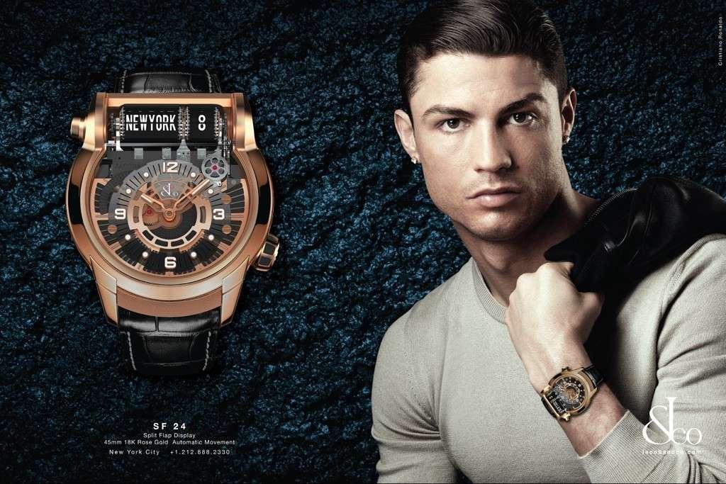 Qué relojes usan las celebridades
