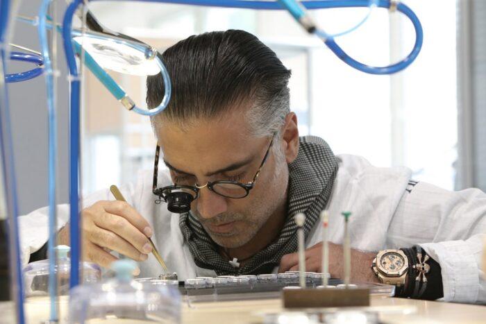 Alejandro Fernandez relojero Audemars Piguet - cuando nacio-