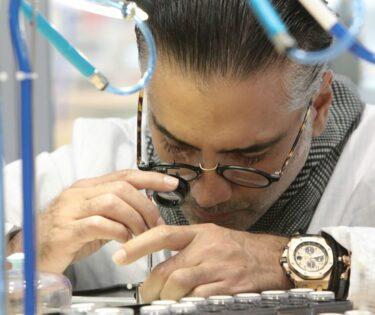 Alejandro Fernandez relojero Audemars Piguet - cuando nacio-5