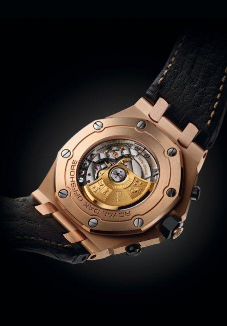 Alejandro Fernandez relojero Audemars Piguet - cuando nacio-Royal Oak Offshore