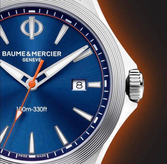 Baume Mercier_CLIFTON_CLUB steel