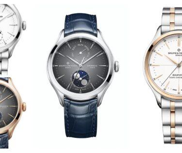 Baume et Mercier Clifton Baumatic Coleccion 2020 Watches Wonders-slider
