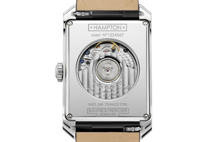 Baume et Mercier Hampton Dual Time 2020-