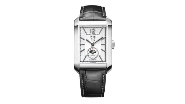 Baume et Mercier Hampton Dual Time 2020-2