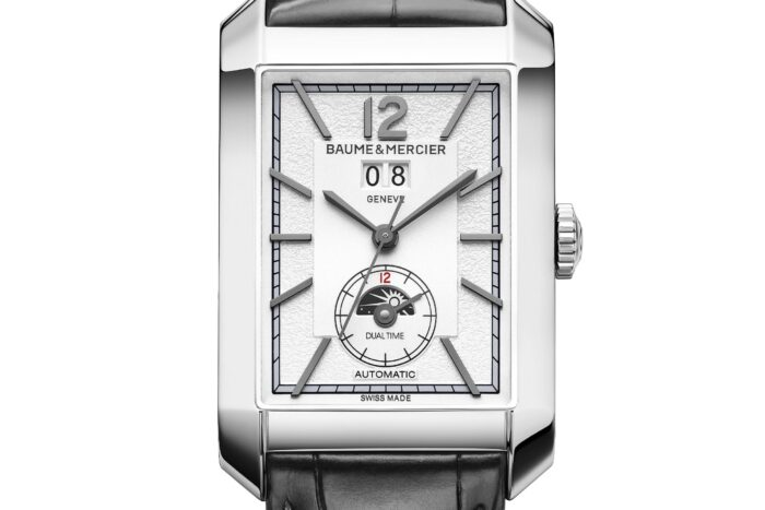 Baume et Mercier Hampton Dual Time 2020-3