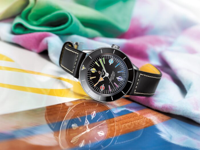 Breitling Superocean Heritage 57 Capsule Limited Edition