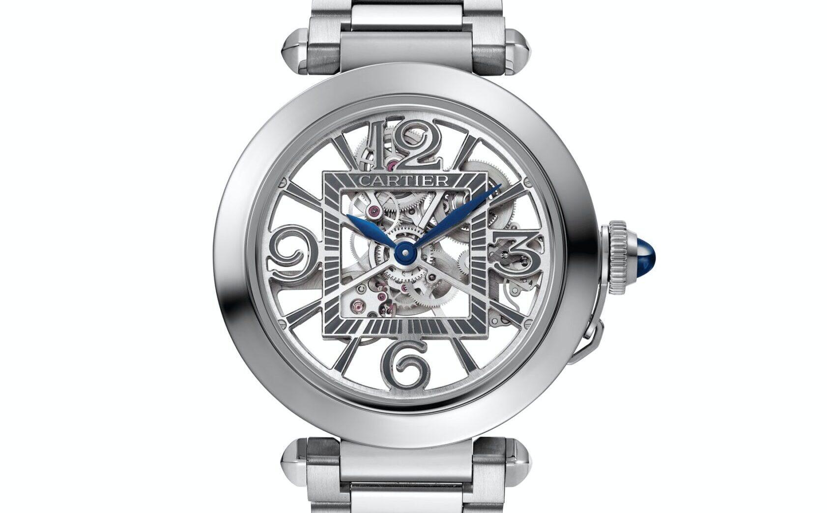 Cartier Pasha Skeleton-Watches Wonders 2020-