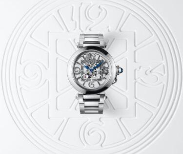 Cartier Pasha Skeleton-Watches Wonders 2020-slide