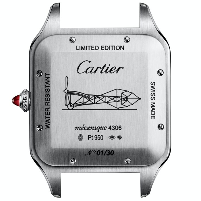 Cartier Santos-Dumont La Demoiselle Limited Edition Watches and Wonders-fondo
